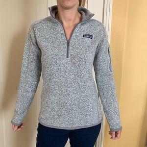 Patagonia gray jacket